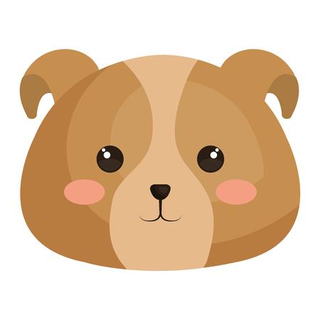 동물 강아지 아이콘 벡터 일러스트 디자인 그래픽