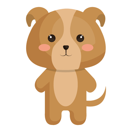 animal dog icon vector illustration design graphic