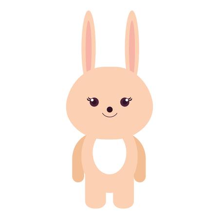 animal rabbit icon vector illustration design graphic