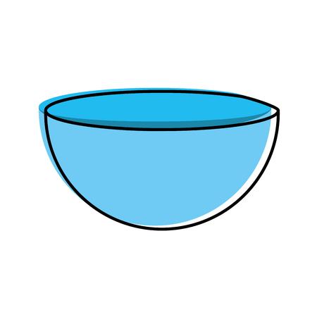 キッチン容器分離アイコン ベクトル イラスト デザイン