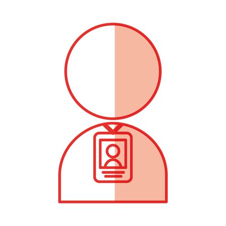 Ombra di progettazione dell'illustrazione di vettore dell'icona di localizzatore Archivio Fotografico - 81125812