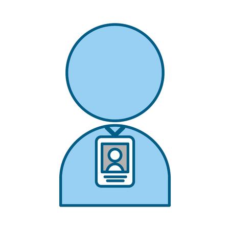 Un grafico di progettazione dell'illustrazione di vettore dell'icona del segnale della persona di localizzatore. Archivio Fotografico - 81125541