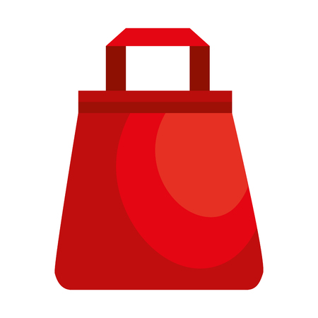 shoppping: shoppping bag icon over white background colorful design vector illustration Illustration