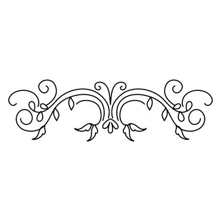 エレガントなヴィクトリア様式のデザイン ベクトル イラスト デザイン  イラスト・ベクター素材