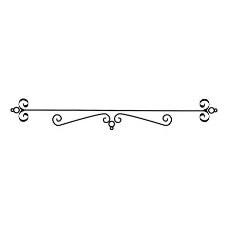 エレガントなヴィクトリア様式のデザイン ベクトル イラスト デザイン 写真素材 - 81271959