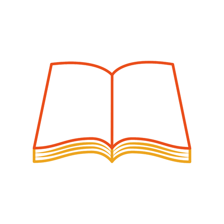text book school icon vector illustration design Иллюстрация
