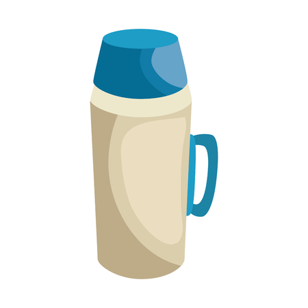 Liquid container packaging icon vector illustration graphic design Stock Vector - 81632665