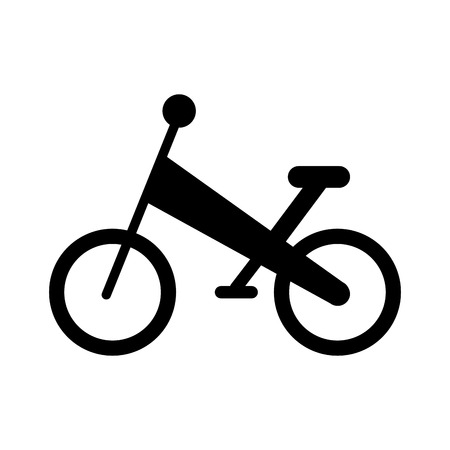Mountain bicycle isolated icon vector illustration design Stock Vector - 81622056