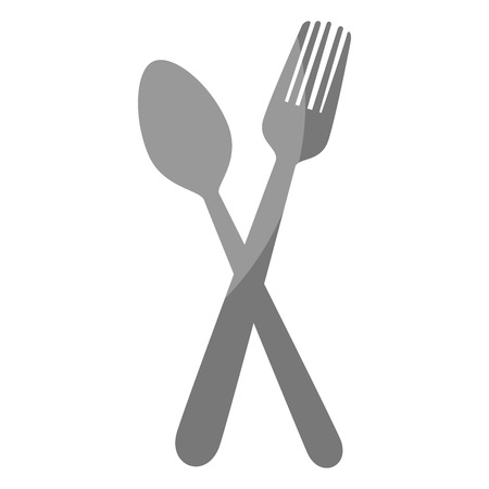 restaurant cutlery utensil icon vector illustration graphic design
