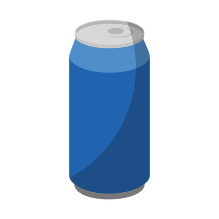 Can coke drink icon vector illustration graphic design 向量圖像