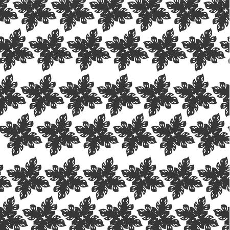 귀여운 여름 꽃 아이콘 벡터 일러스트 디자인
