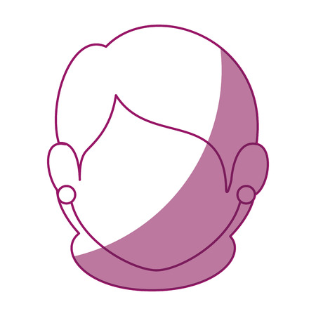 Junge Frau Cartoon-Symbol Vektor-Illustration Grafik-Design Standard-Bild - 81637545