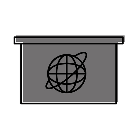 breaking news desk icon vector illustration design Stock fotó - 81657615