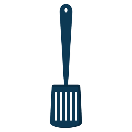 kitchen spatula cutlery icon vector illustration design