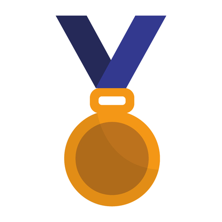 medal award isolated icon vector illustration design Stock fotó - 81669582