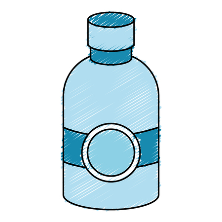 bottle drugs isolated icon vector illustration design Фото со стока - 81671640