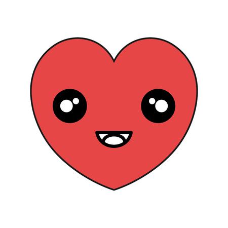 심장 심장학 절연 아이콘 벡터 일러스트 디자인 스톡 콘텐츠 - 81675400
