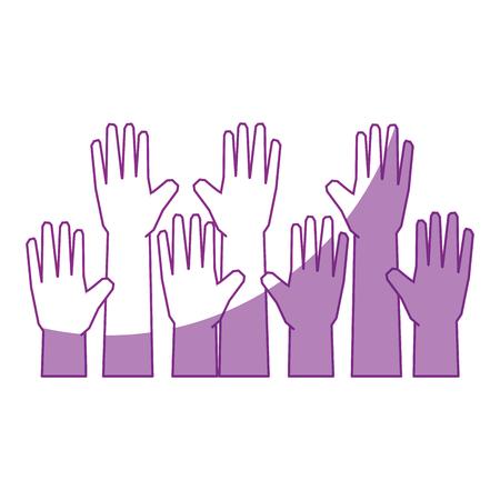 아프리카 다양성 상징 아이콘 벡터 일러스트 그래픽 디자인