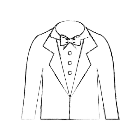 male wedding dress icon vector illustration design Фото со стока - 81814099