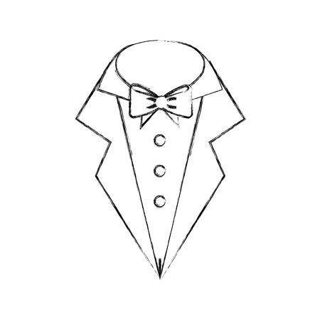 male wedding dress icon vector illustration design Иллюстрация