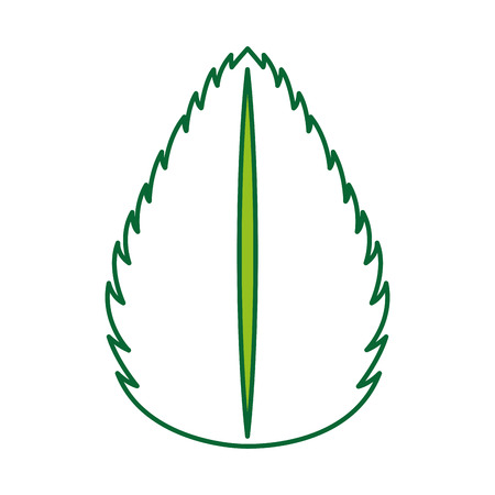 tea leafs product icon vector illustration design Stock Vector - 81847215