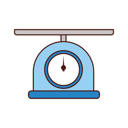 scale gramer isolated icon vector illustration design 向量圖像