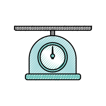 scale gramer isolated icon vector illustration design Ilustrace