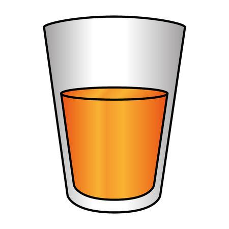 bier beker geïsoleerd pictogram vector illustratie ontwerp