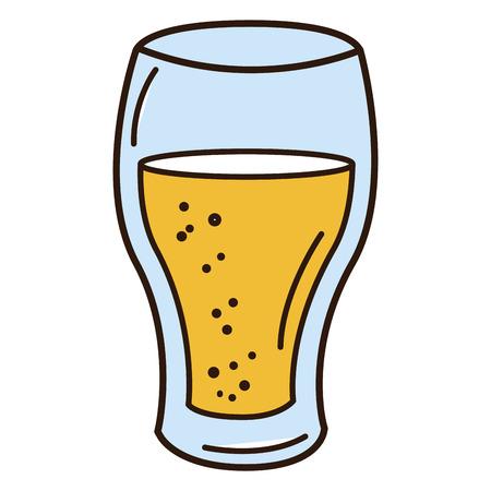 Tasse de bière isolé icône du design illustration vectorielle Banque d'images - 82058018