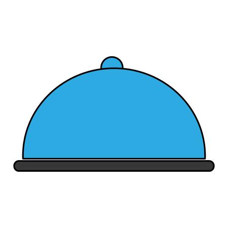 Serveur icône de la barre isolée illustration vectorielle conception Banque d'images - 82041207