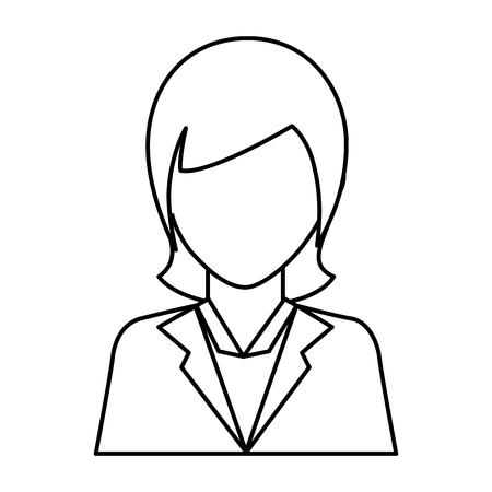 Icona di affari su sfondo bianco illustrazione vettoriale Archivio Fotografico - 82069738