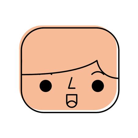 비디오 게임 전사 벡터 일러스트 레이션 디자인의 아바타