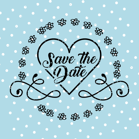 save the date special icon vector illustration design graphic Фото со стока - 82558305