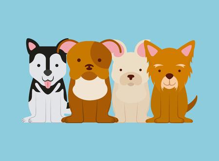 i love dog life icon vector illustration design graphic