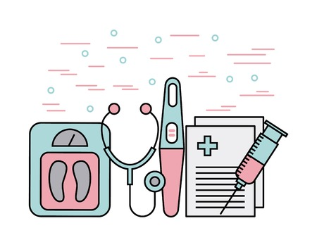 Maternal health supplies icon vector illustration design graphic