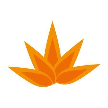 brand vlam icoon over witte achtergrond vector illustratie