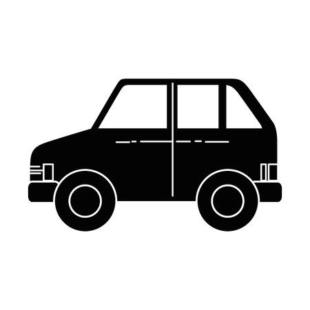 car vehicle icon over white background vector illustration Zdjęcie Seryjne - 82592729