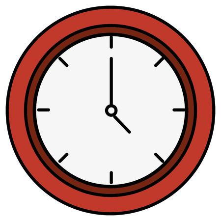 Timer cronometro isolato icona illustrazione vettoriale progettazione Archivio Fotografico - 82589265