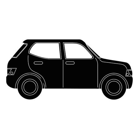 Classic car vehicle icon vector illustration graphic design Stock Vector - 82722442