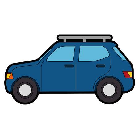 Classic car vehicle icon vector illustration graphic design Zdjęcie Seryjne - 82723694