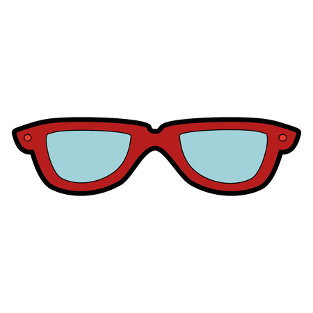 glasses fashion accesory