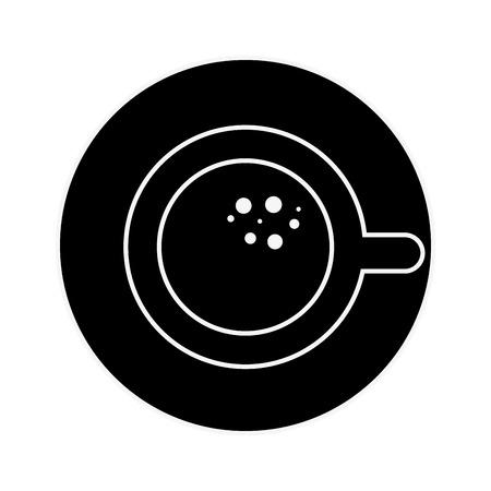 coffee mug icon Stock Vector - 82744499