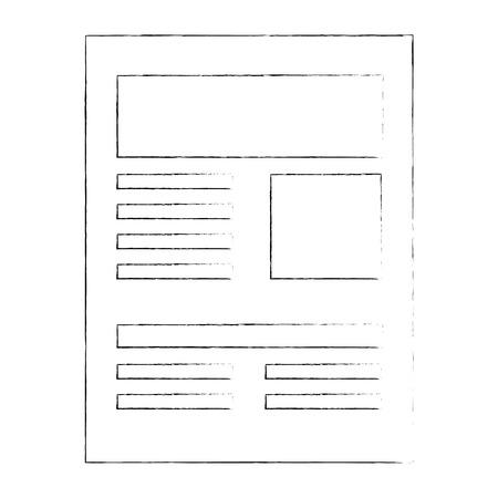 ドキュメント ページのアイコン