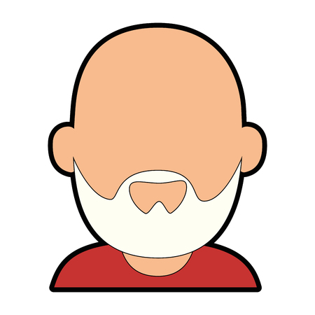 アバターの祖父漫画