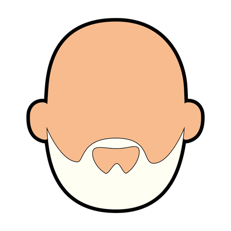 avatar grandfather cartoon