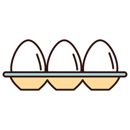 Ei Container isoliert Symbol Vektor-Illustration , Design , Standard-Bild - 82751248