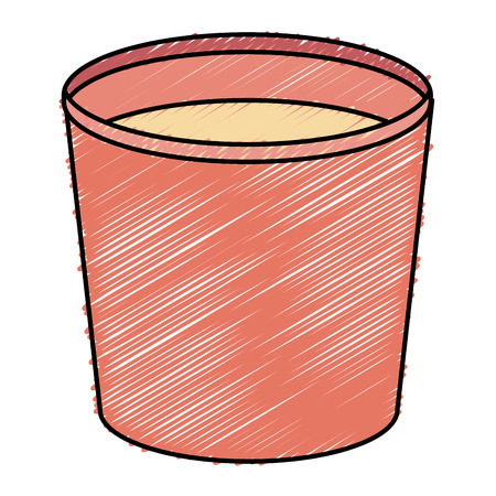 coffee mug isolated icon vector illustration design Illusztráció