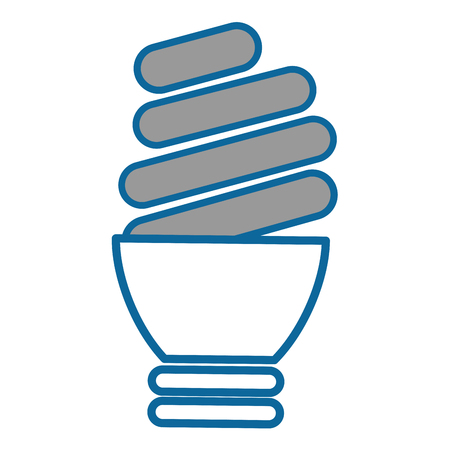 isolated light bulb icon vector illustration graphic design Illustration