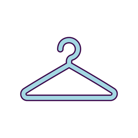 wire clothespin isolated icon vector illustration design Reklamní fotografie - 82951463