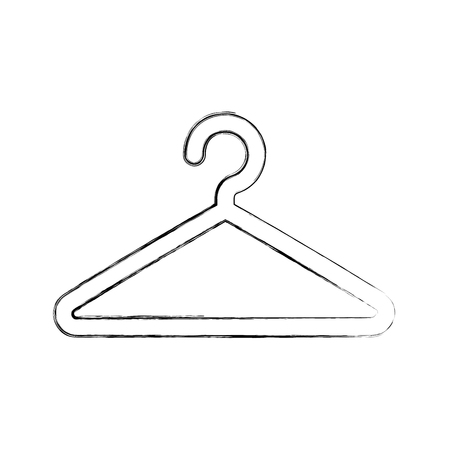 wire clothespin isolated icon vector illustration design Reklamní fotografie - 82973660